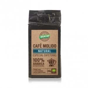 Café molido 100% Arábica – Biocop – 250 gr