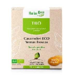 Tilo Bio – Herbalgem – 24 caramelos