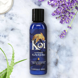 koi hand and body lotion