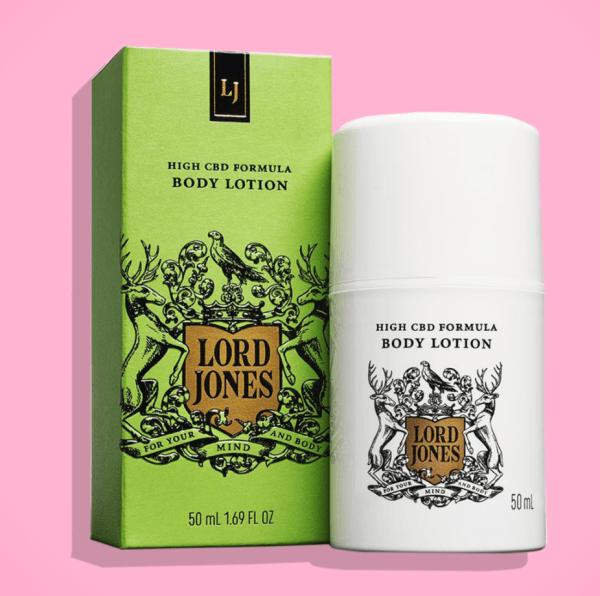 lord jones cbd lotion