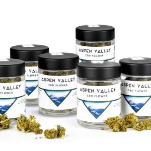 aspen valley hemp flower