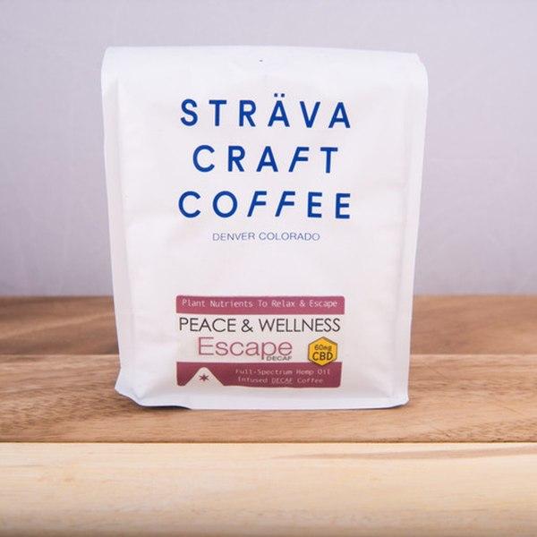 Strava Coffee CBD