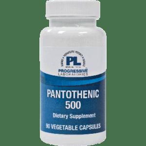 Pantothenic 500