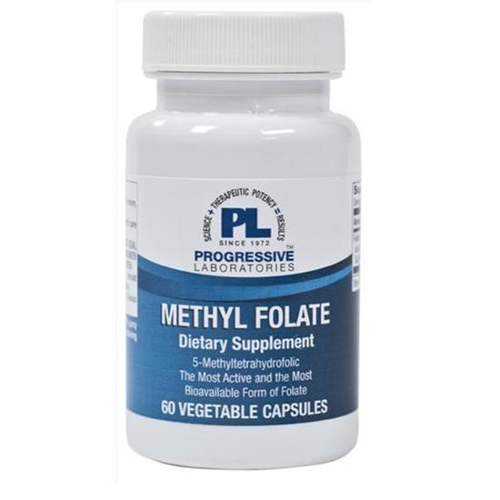 Methyl Folate 60 Vegetable Capsules