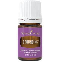 Grounding oil