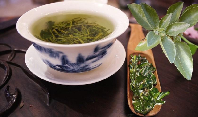 Indian ginseng tea