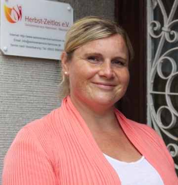 Kontakt Koordinatorin Kathrin Robisch Betreuung von Herbst-Zeitlos in Neustadt am Rübenberge