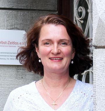 Kontakt Koordinatorin Betreuung Petra Jung von Herbst Zeitlos in Garbsen, Seelze und Hannover