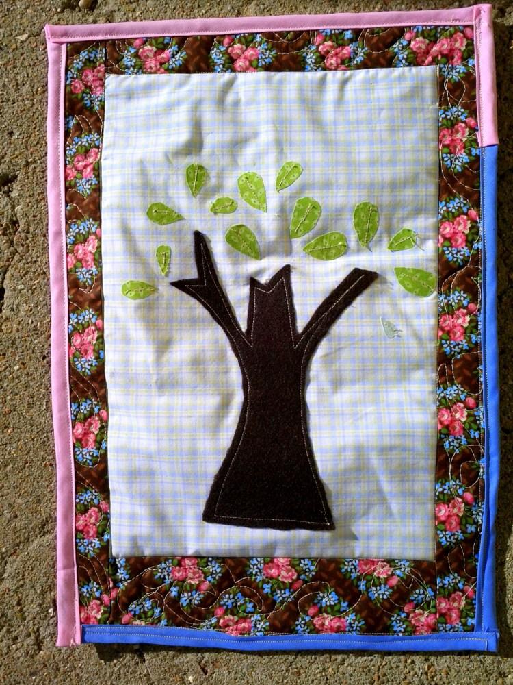 Mini quilts.  (2/6)