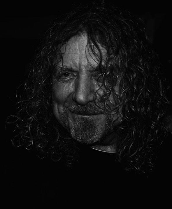 Robert Plant, photo Jason Gold