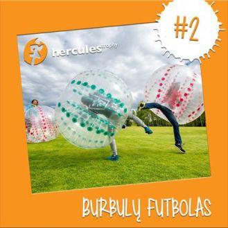 burbuly futbolas