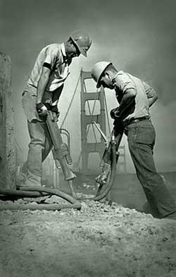 PPE Golden Gate Bridge