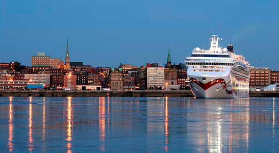 Port of Saint John