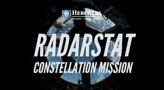radarstat constellation mission