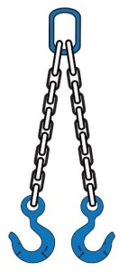 Two leg Chain Sling
