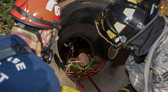 confined spaces safety training from hercules slr