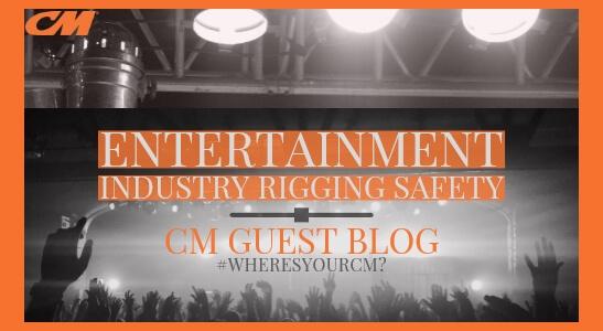entertainment industry rigging at hercules slr