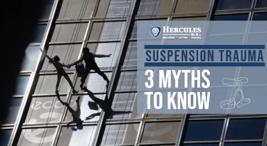 suspension trauma myths to know