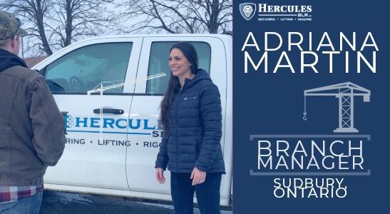 women in industry adriana martin
