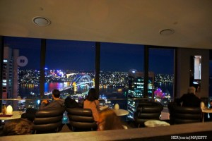 【Sydney Food】O Bar and Dining – on top of Sydney