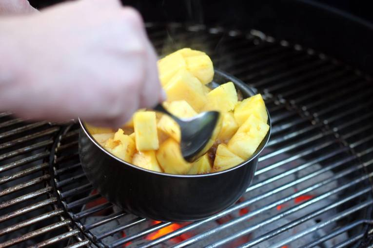 Ananas Ketchup