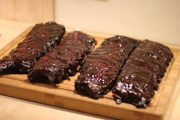 Cherry Ribs 3-2-1 – mit Anleitung für Gourmet Ribs