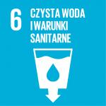 czysta woda i warunki sanitarne