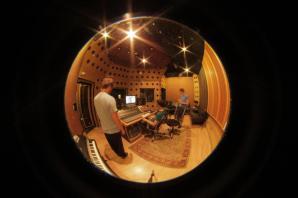 In The Studio with Gentlemen Hall