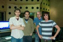 Fountains of Wayne in Studio A