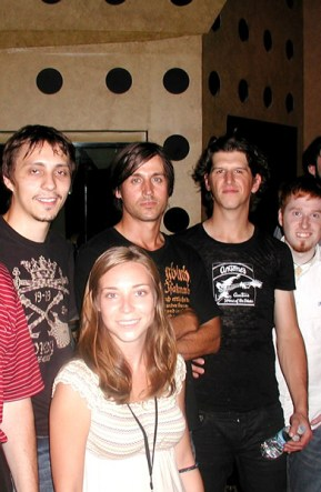 Our Lady Peace in Studio B