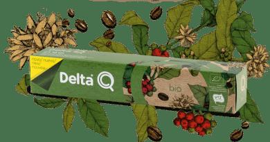 Delta Q lança café biológico e com sabor a canela