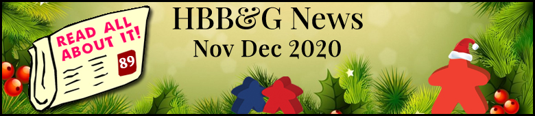 Issue 89 November December 2020 HBB&G News