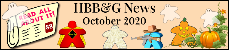 Issue 88 October 2020 HBB&G News
