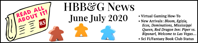 Issue 85 June July 2020 HBB&G News