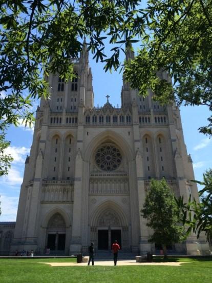 Washington National Cathedral/Photo: herebydesign/net