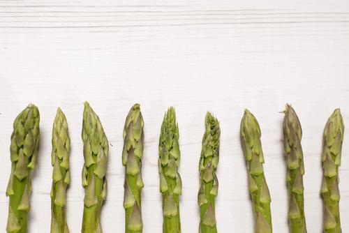 asparagus line