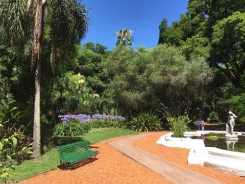 Buenos Aires\' Jardín Botánico: French Twist On A Spanish Garden ...