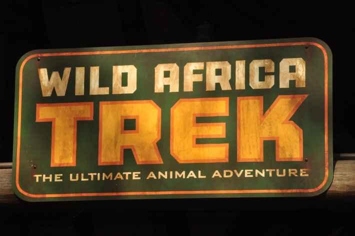 Wild Africa Trek - Disney's Animal Kingdom