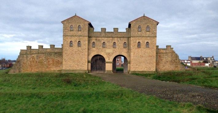 Arbeia Fort, South Shields