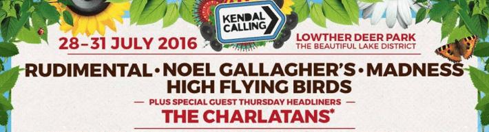 Kendal Calling 2016
