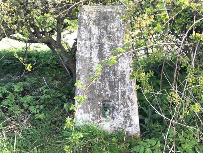 Hidden Trig Point