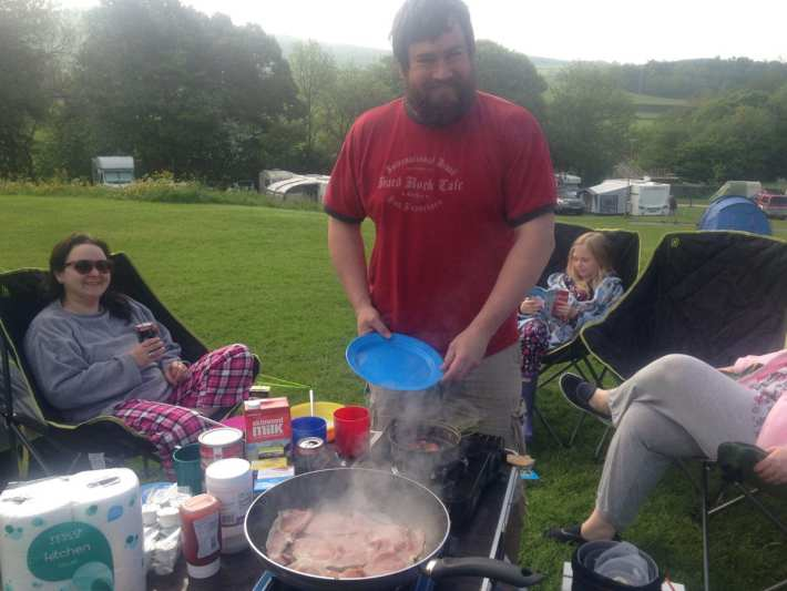 Making Bacon