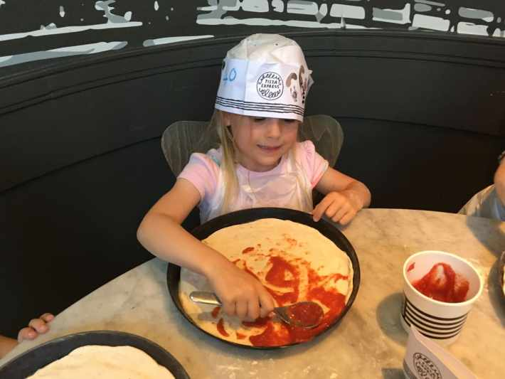 Pizza Express Party Tomato