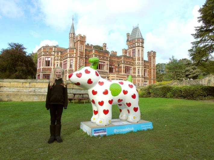 Great North Snowdogs - Snowdog Springtime