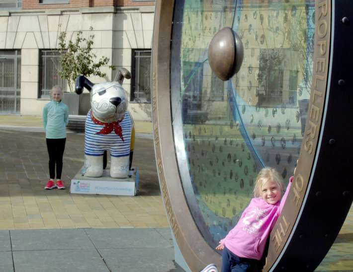 Great North Snowdogs - Tails of the Sean