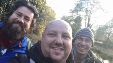 Geocaching in Birmingham
