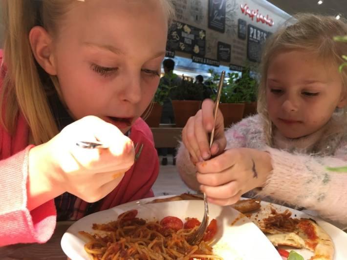 Vapiano Pasta Sharing
