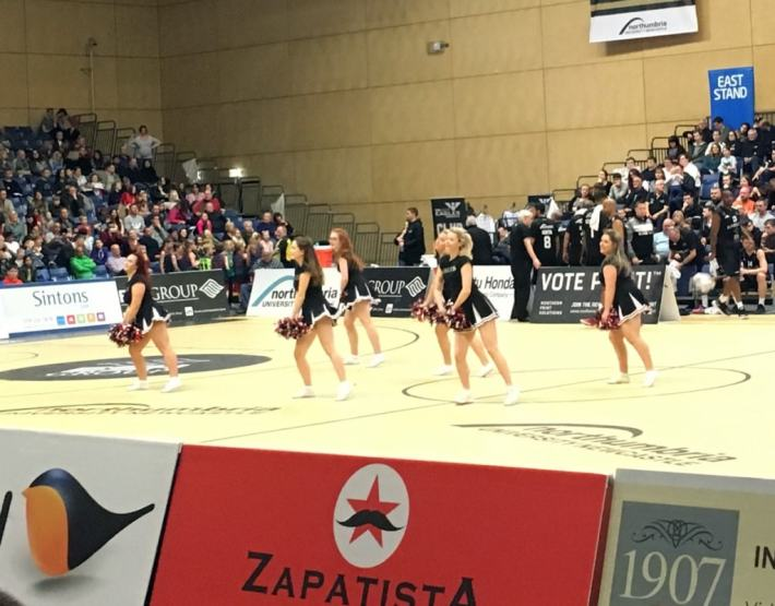 The Newcastle Eaglettes