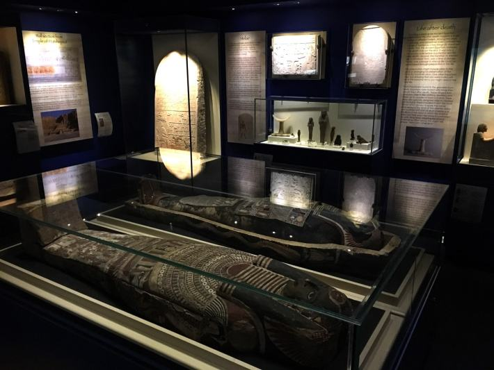 Mummies and Egypt