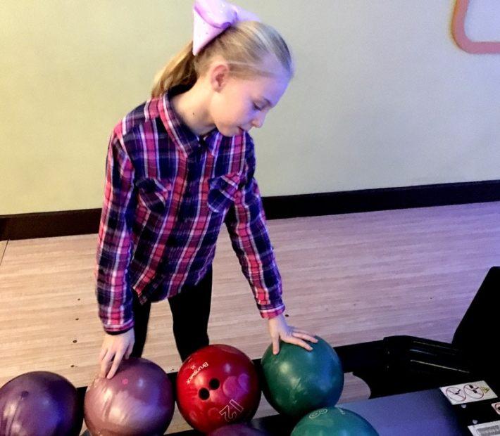 Eldon Bowl Newcastle Bowling with kids